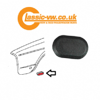 Mk1 Golf Bumper Slide Hole Blank 171821163G